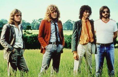 Led Zeppelin så godt som gjenforent, men bare for en kveld i London.