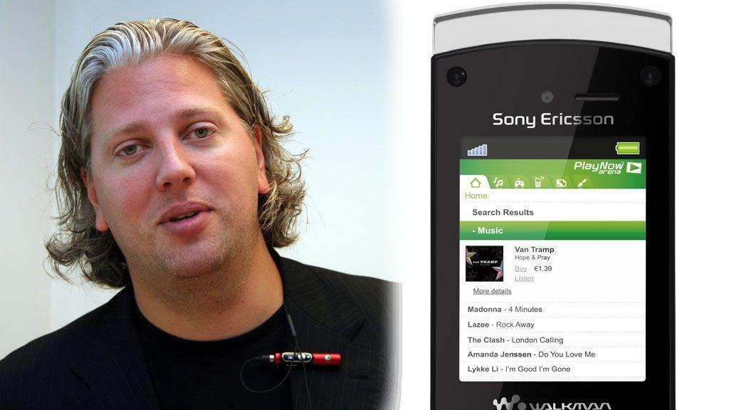 Slik blir nye Play Now fra Sony Ericsson