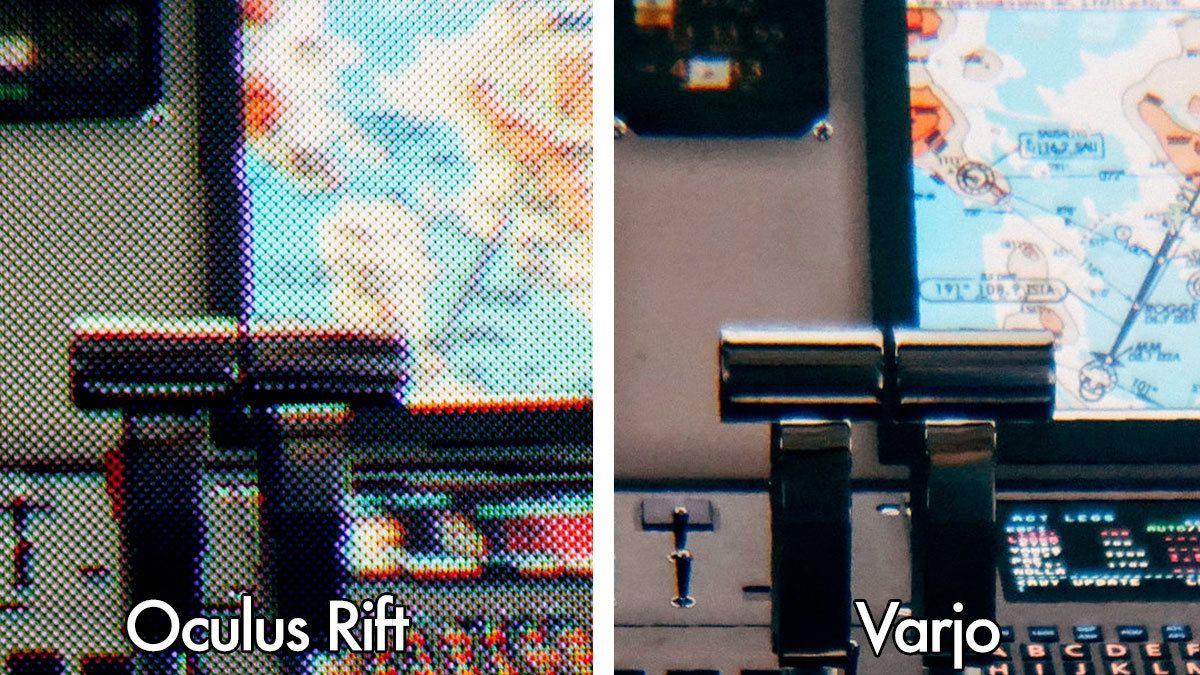 Finsk selskap har laget VR-skjerm med like god oppløsning som øyet ditt
