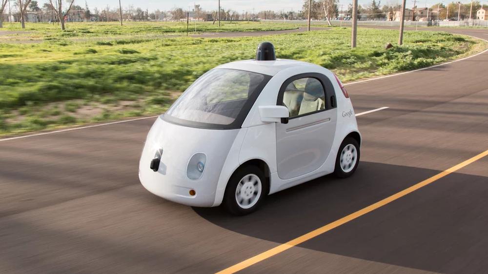 Google har opprettet sitt eget bilselskap