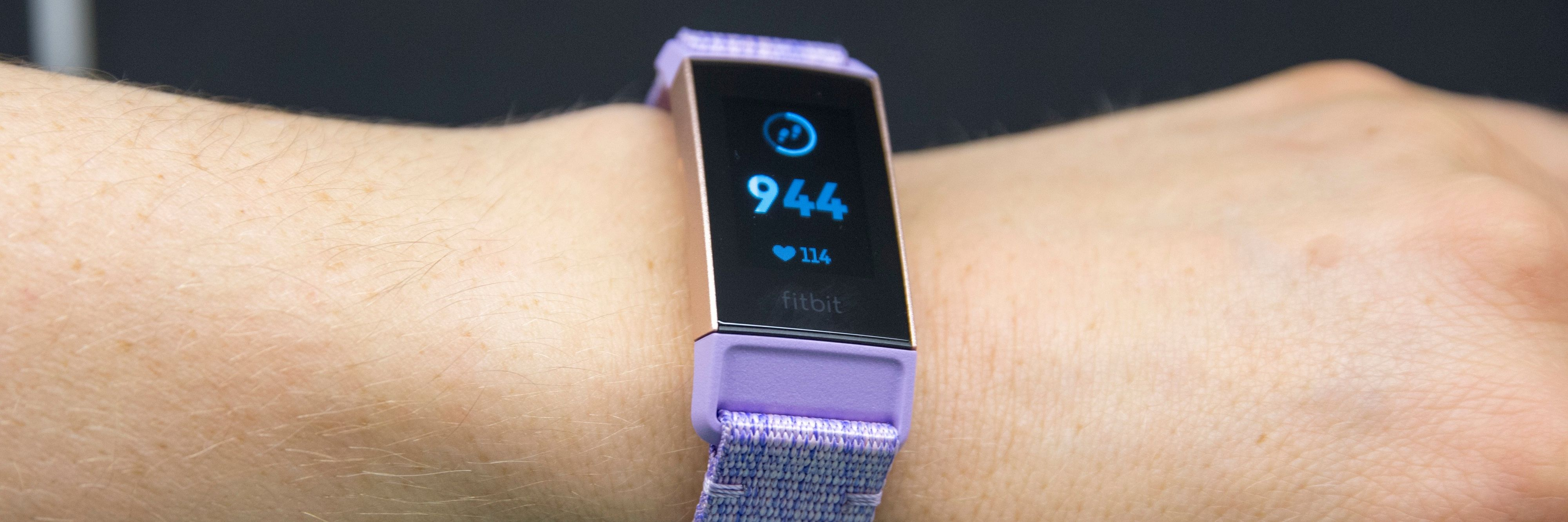 Vi tester Fitbit Charge 3