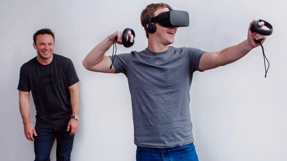 Zuckerberg bekrefter at Facebook satser på utvidet virkelighet
