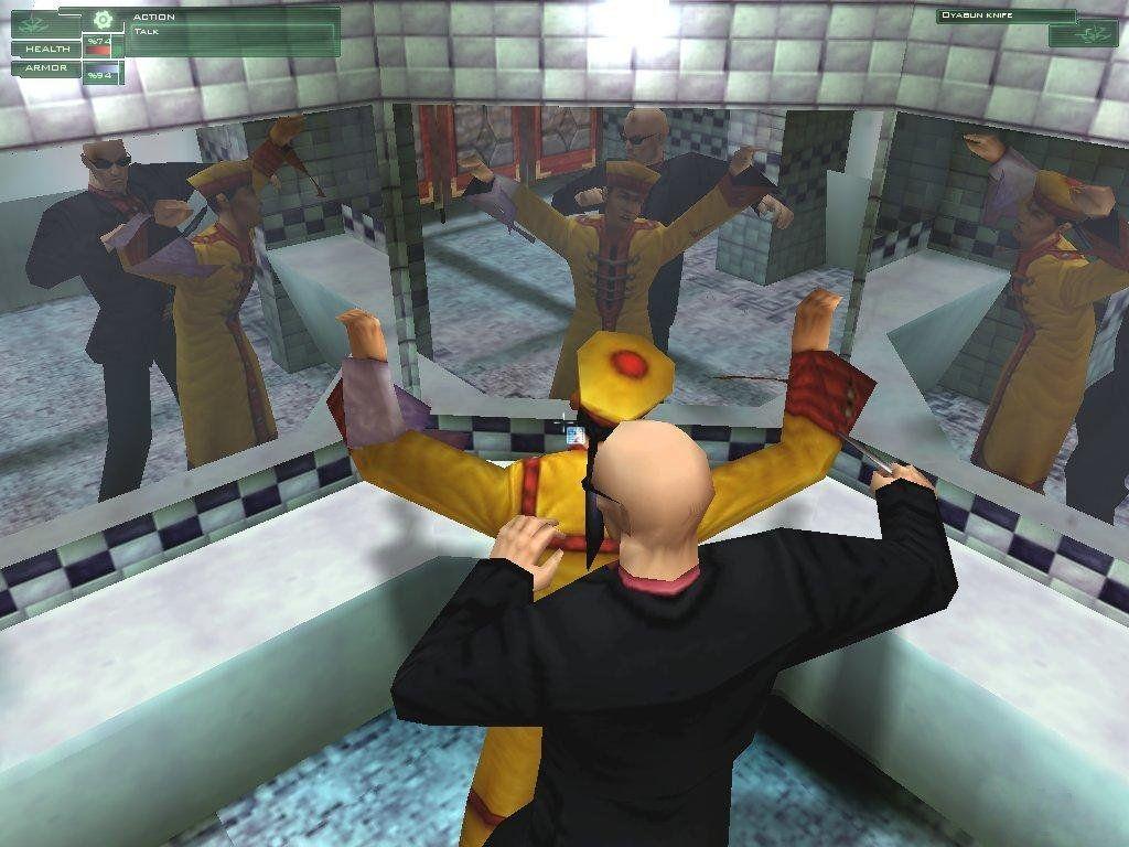 Mot slutten av 2000 kom det første Hitman-spillet, som kombinerte avansert grafikk og livlige miljøer.