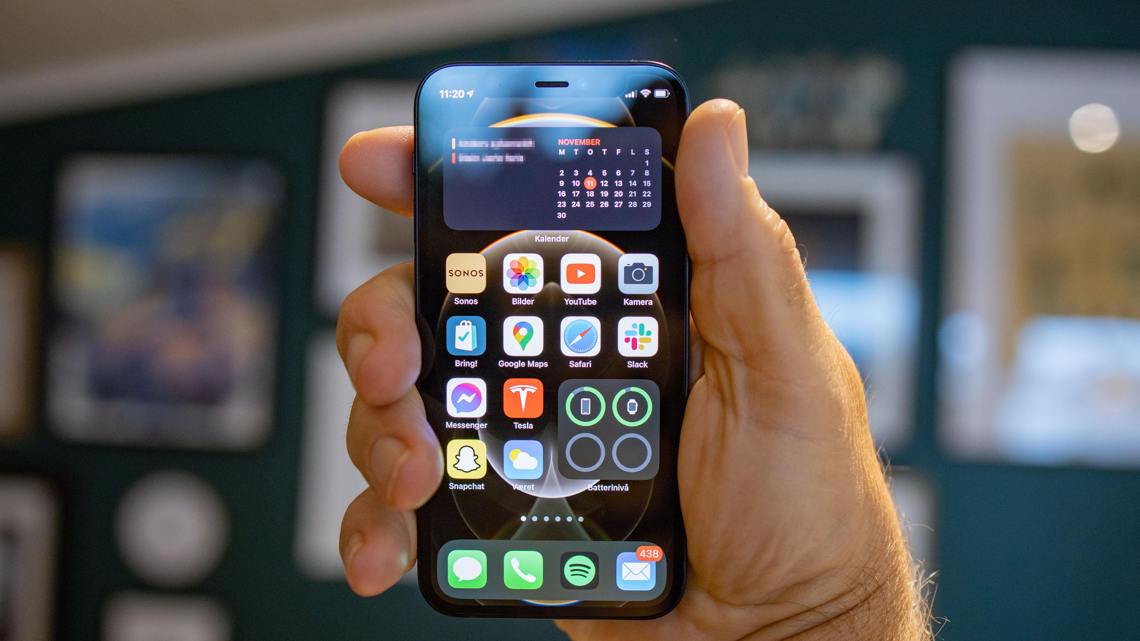 iPhone kan få større batteri