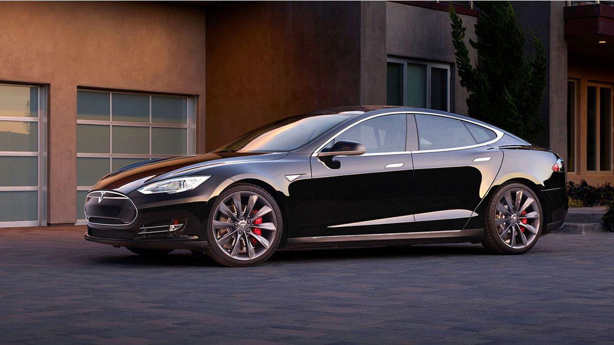 Dette lanserte Tesla i helga