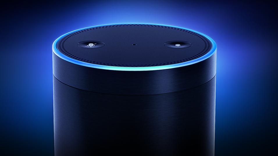 Amazon Echo starter på 39 dollar, eller drøyt 300 kroner. De er heller ikke store. Bilde: Amazon