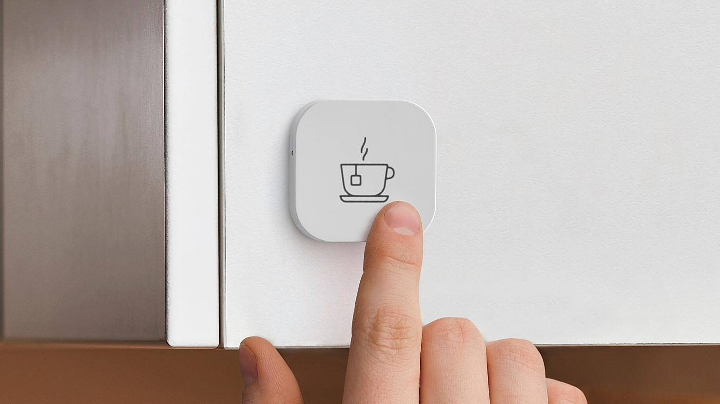 Ikea Trådfri får en halvsmart smartknapp