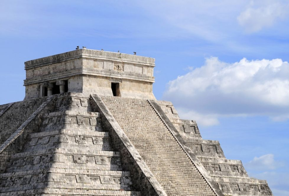 Chichén Itzá i Mexico. Foto: Grand Velas Riviera Maya