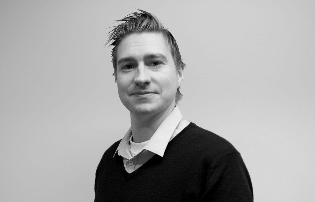 Vegard Haugen blir nettverkets nye forumjournalist.Foto: Niklas Plikk, Teknofil.no
