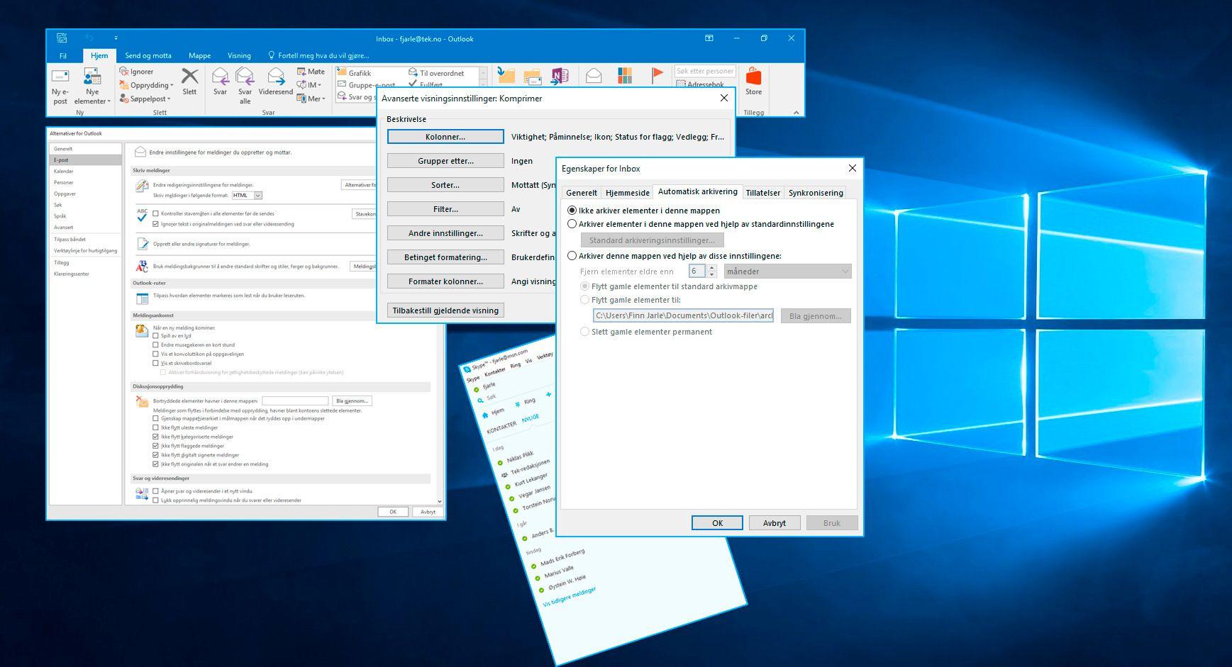 – Hvorfor får Microsoft til det uendelig komplekse, men ikke det enkle?