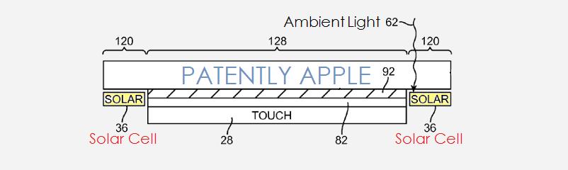Illustrasjon hentet fra patentdokumentet. Foto: Patently Apple