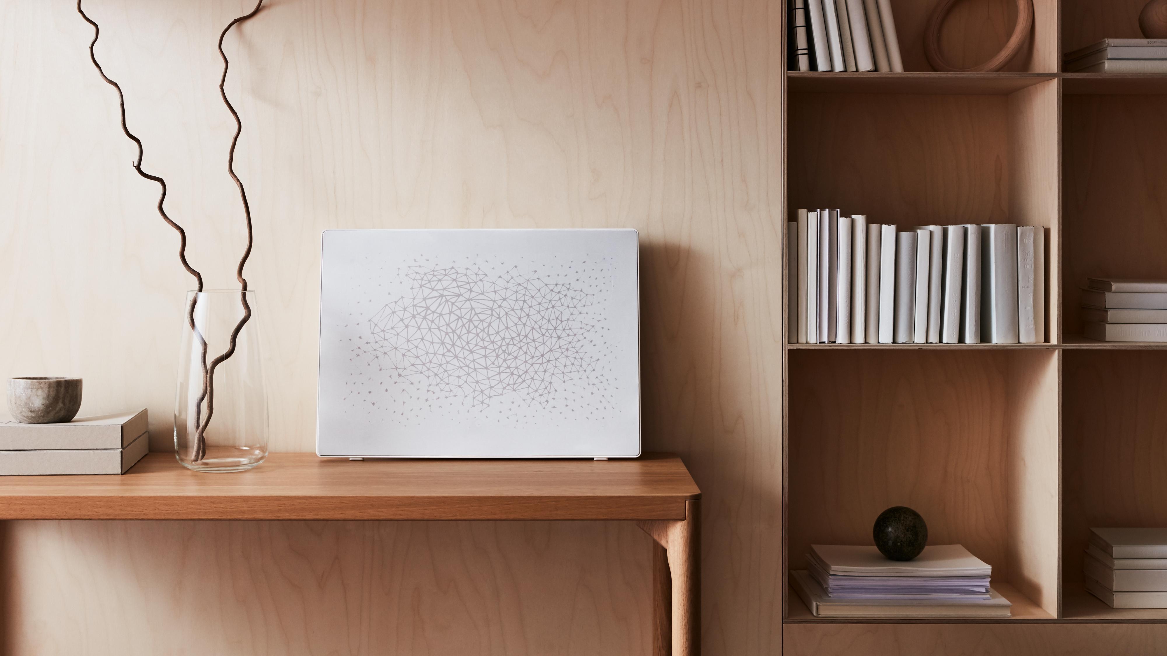 Her er Ikea og Sonos' neste produkt: En kunsthøyttaler