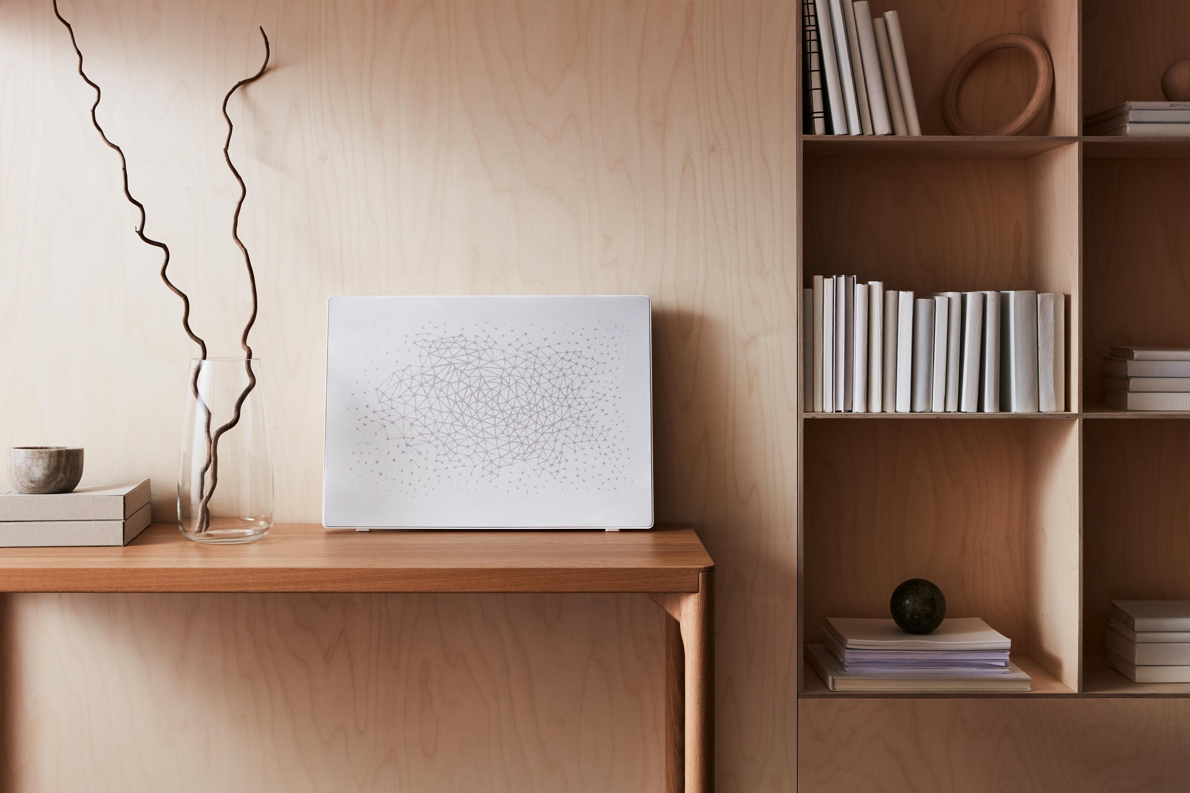 Ikeas nye Sonos-samarbeid er et kombinert kunstverk og høyttaler.