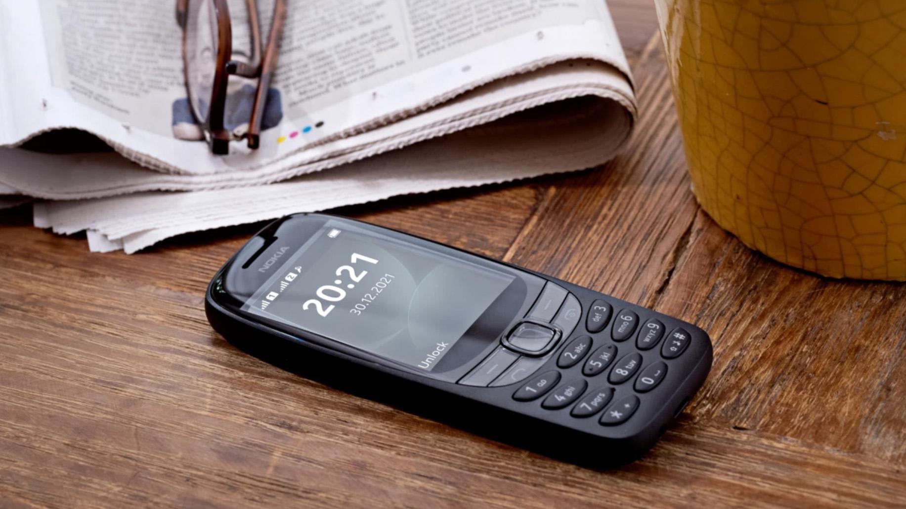 Nokia lanserer nyversjon av nok en gammel klassiker