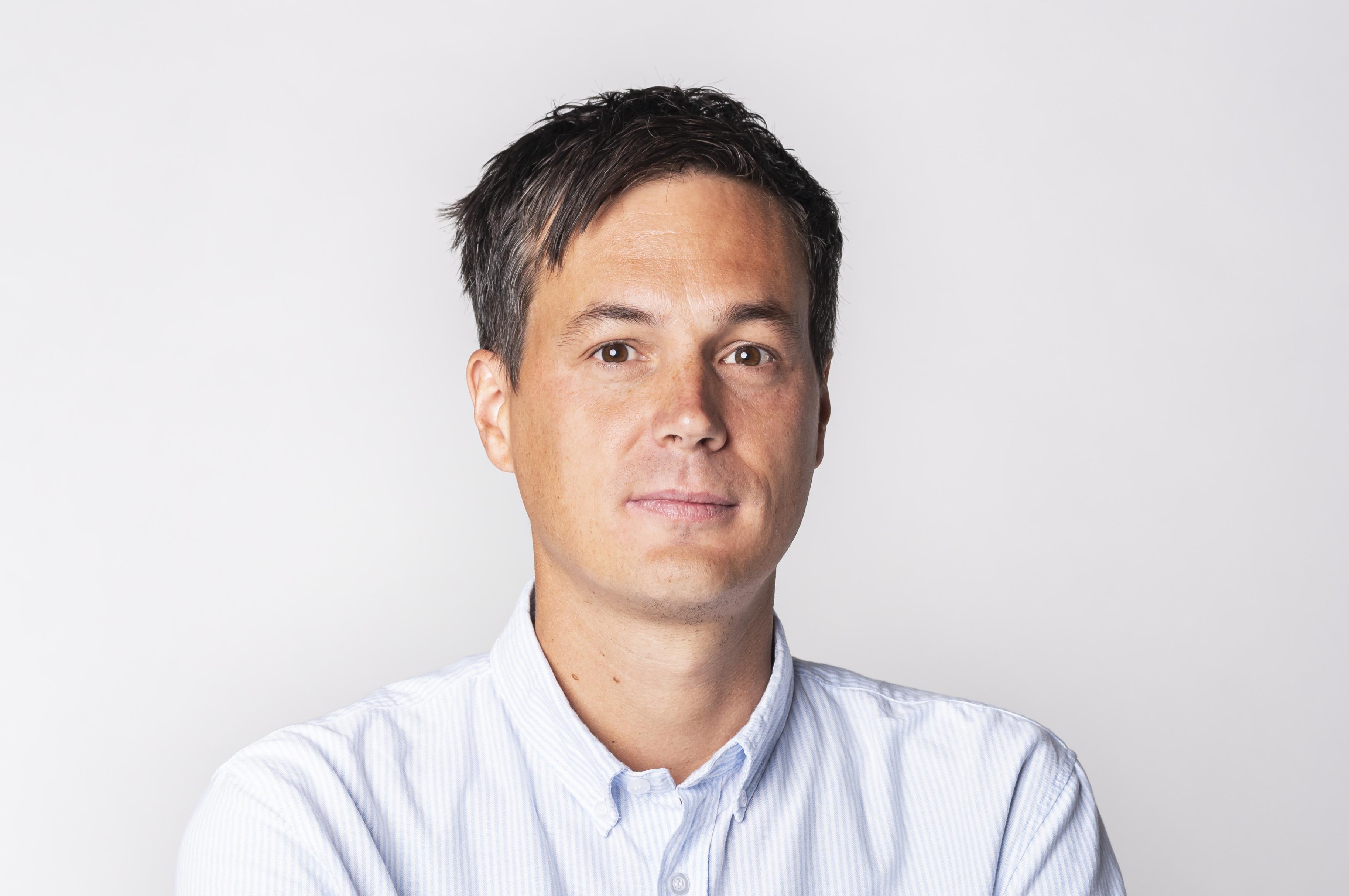 Utviklingsredaktør Øyvind Brenne i VG.