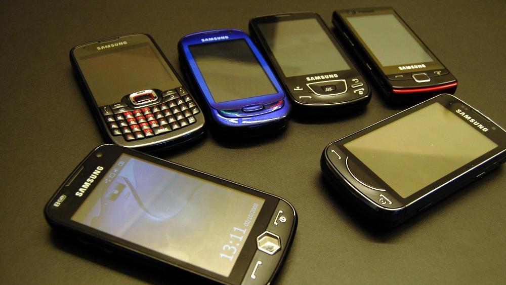 Vi har sett på månedens Samsung-mobiler