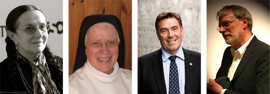 Mary Ellen Mark, Søster Anne Lise, Stein Erik Hagen og Martin Bell