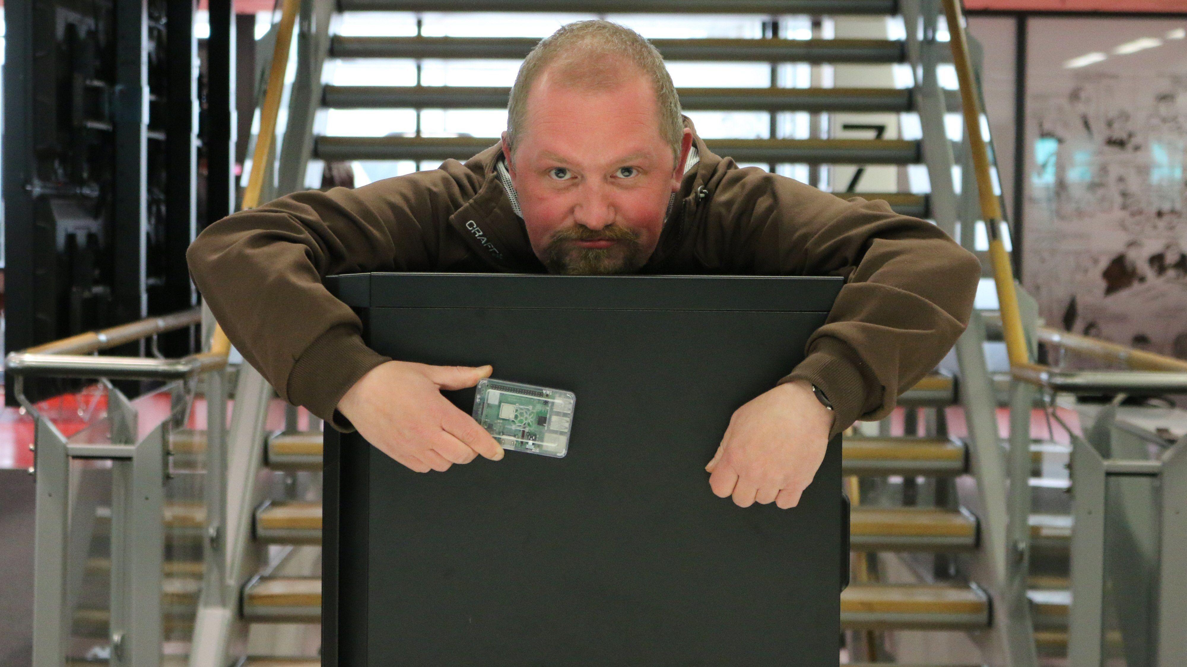 Hjelp, jeg bytter ut min stasjonære PC med en Raspberry Pi