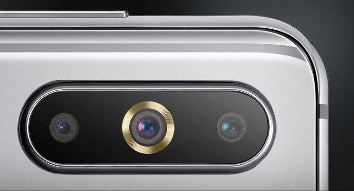 Hovedkameraet får tre sensorer.