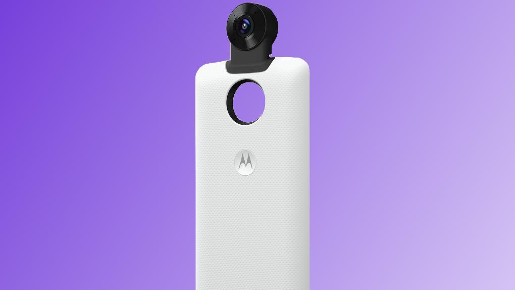 Motorolas modulære mobiltelefoner har fått et 360-graderskamera
