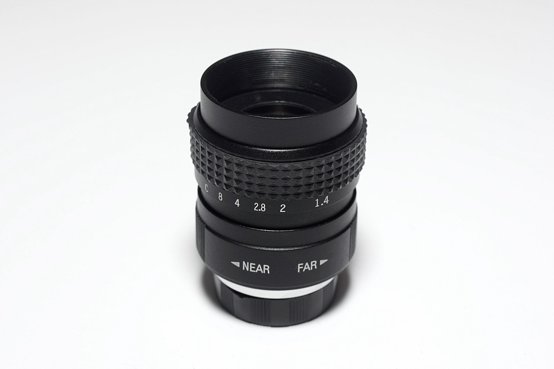 Selve objektivet er ikke store saken med sine 4 cm av størrelse og 300 gram av vekt.Foto: photojojo.com, Akam.no
