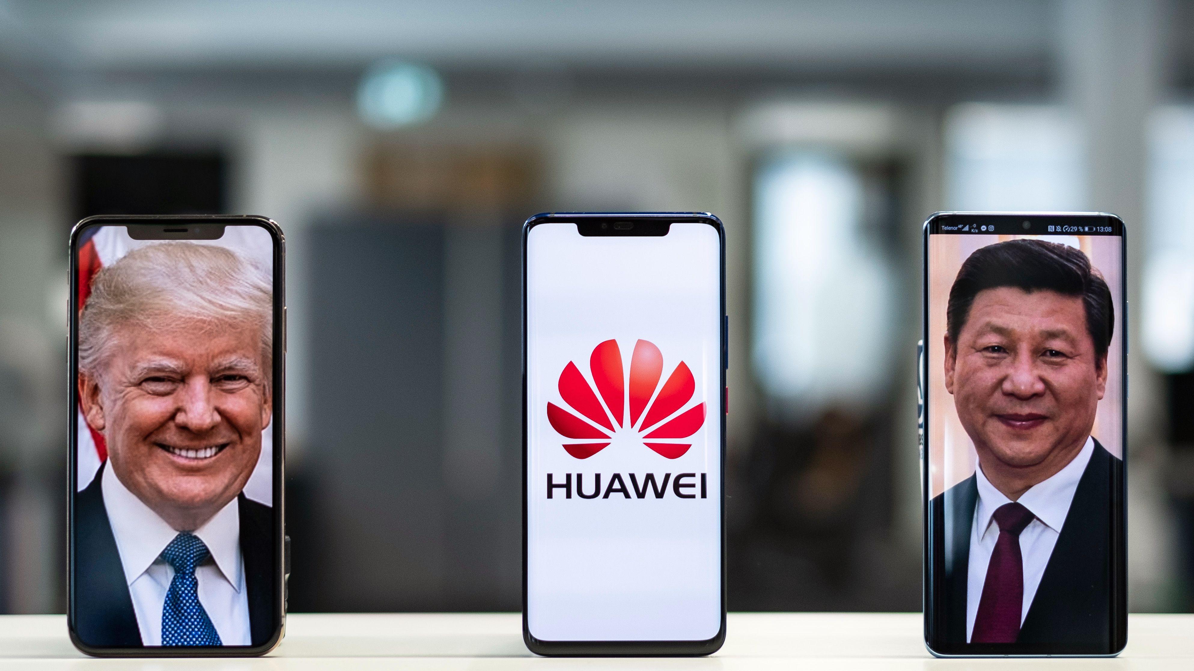 Huawei slår tilbake mot USAs restriksjoner