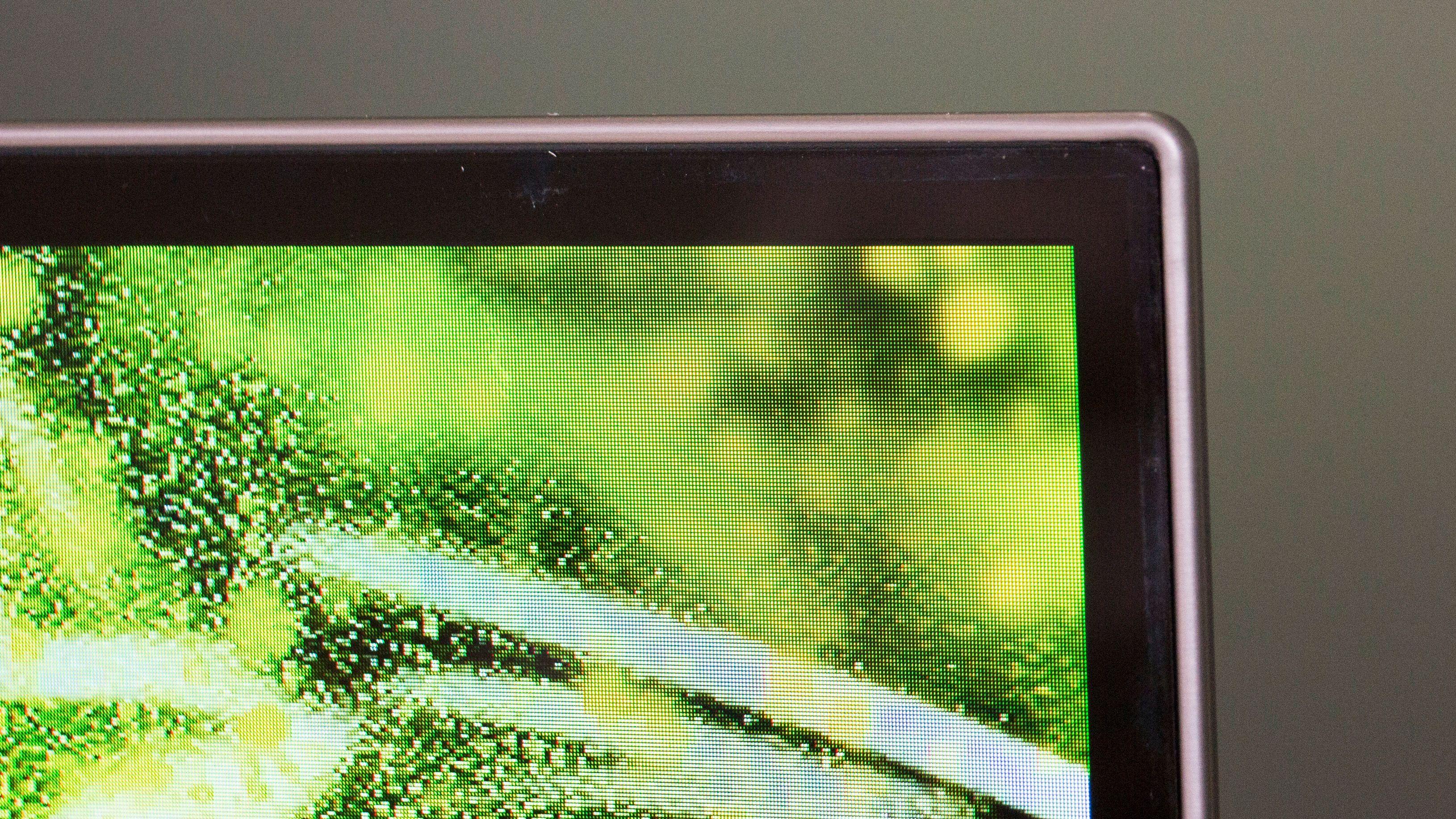 Rammene på Philips sin nye OLED er meget tynne.