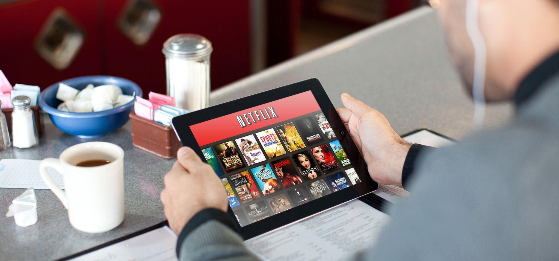 Netflix er her – kan være gratis ut året