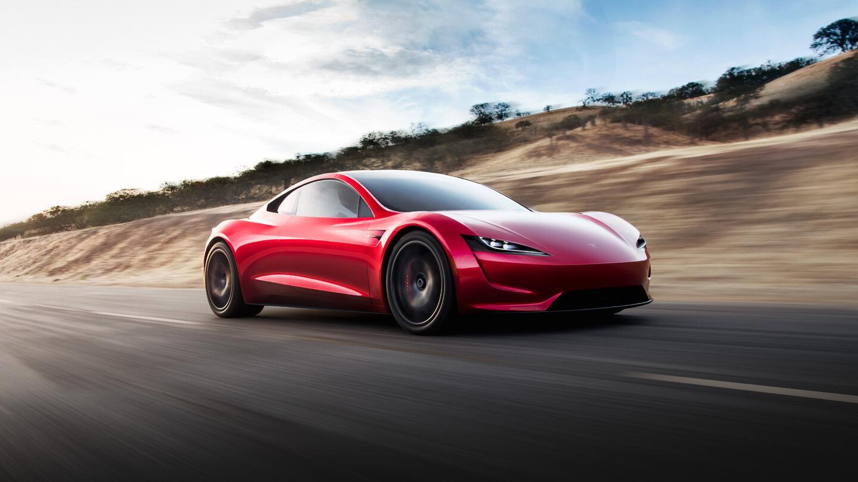 Tesla Roadster kommer først i 2023