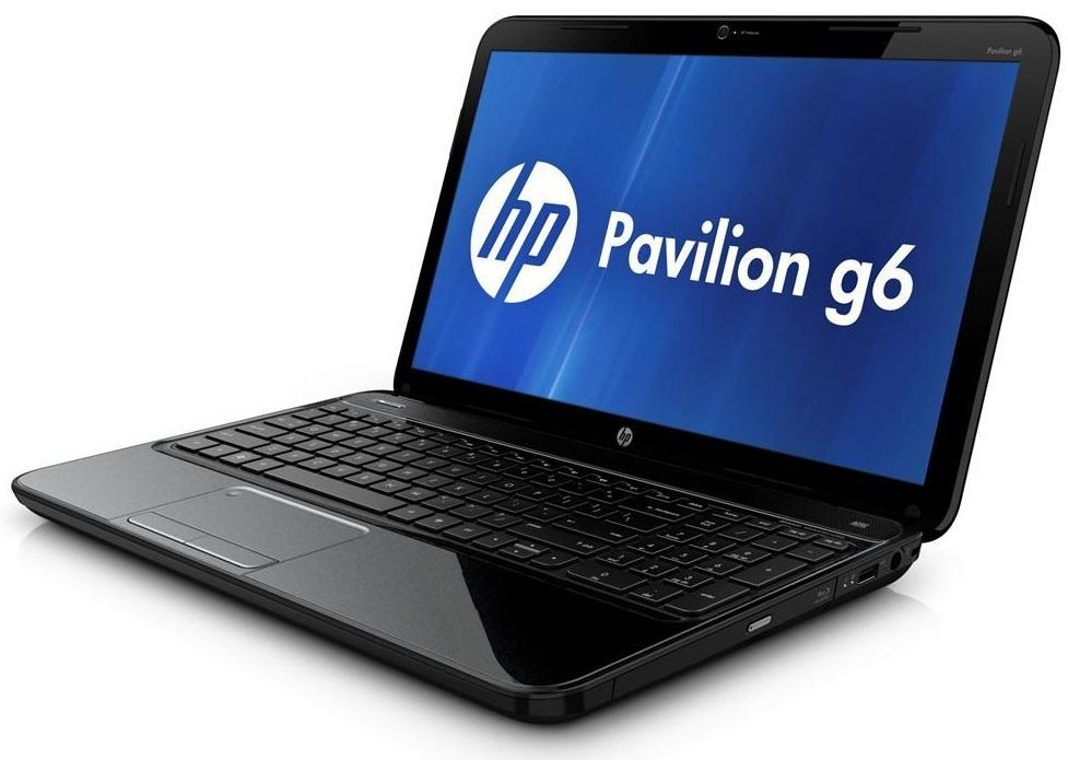 HP Pavilion G6-2110 har litt mer futt under panseret.