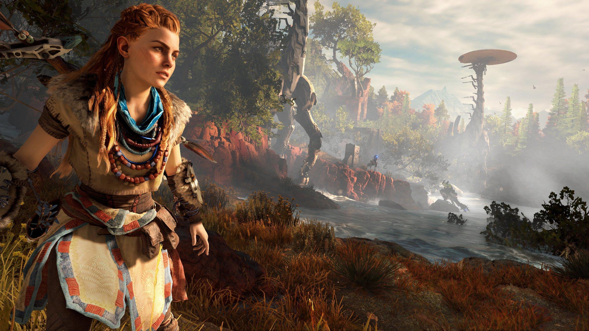 Horizon Zero Dawn for PlayStation er nå gratis