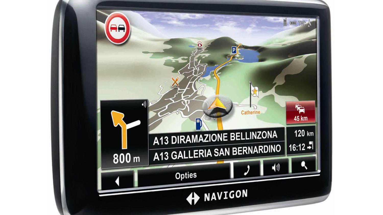 Navigon 6350 Live