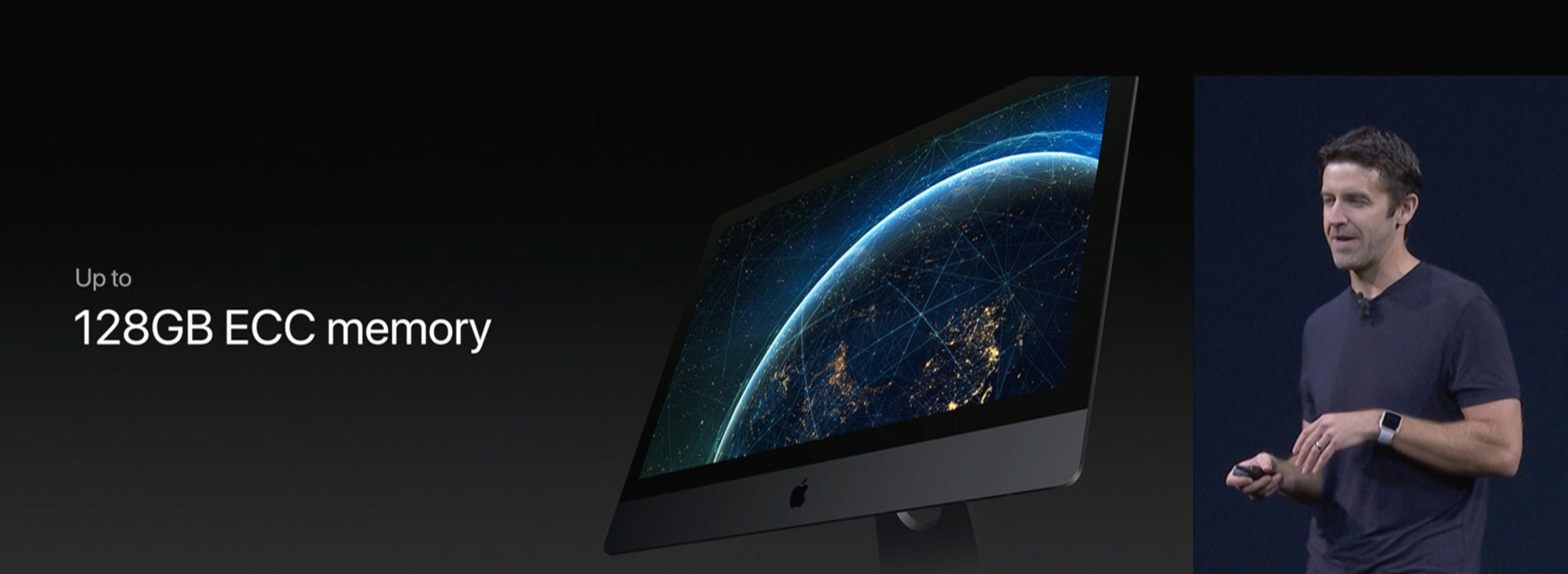 Vega-arkitekturen til AMD skal være Bilde: Skjermdump/Apple