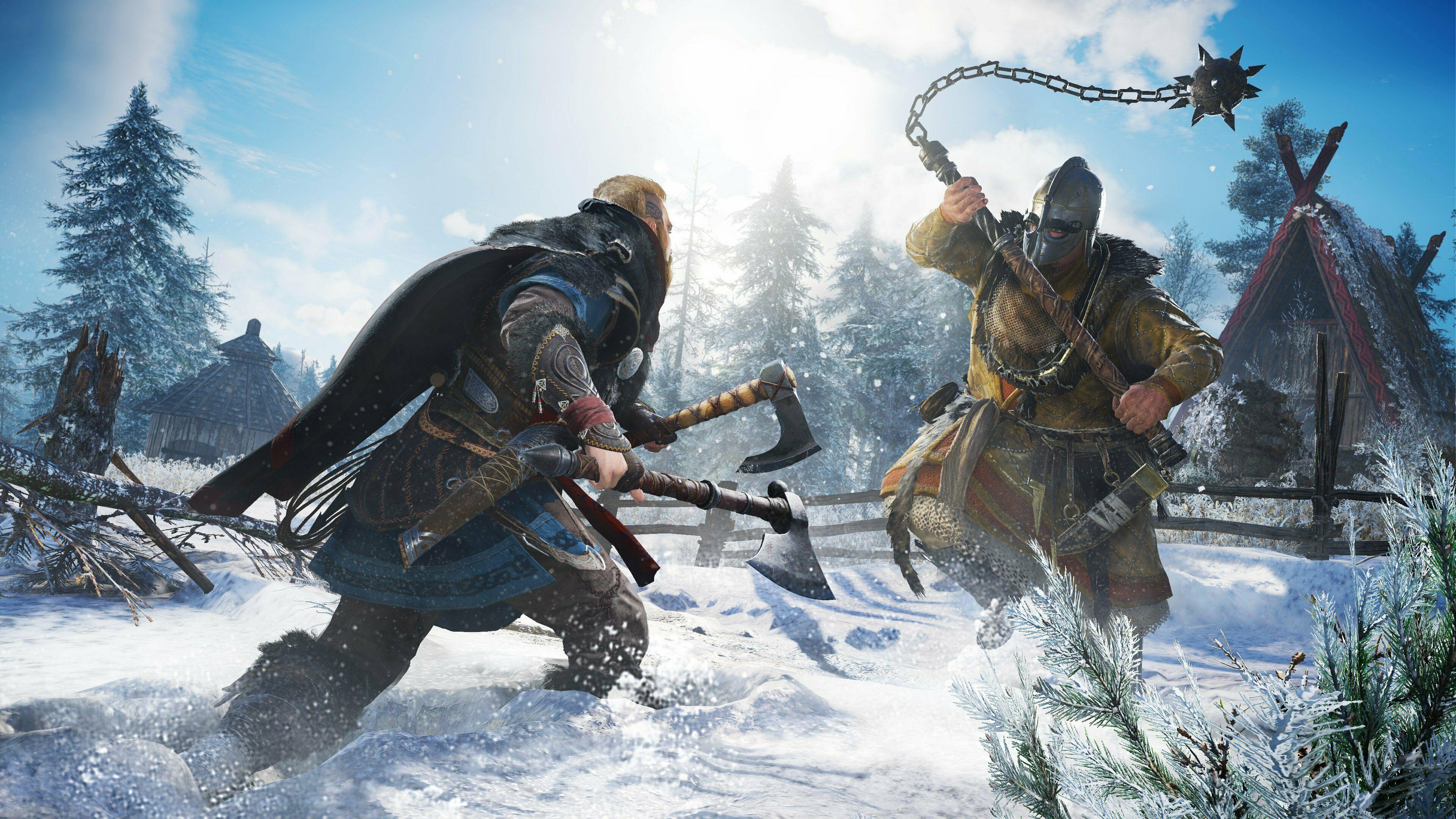 Einar Selvik fra bandet Wardruna skal skrive musikk til det kommende Assassin's Creed-spillet.