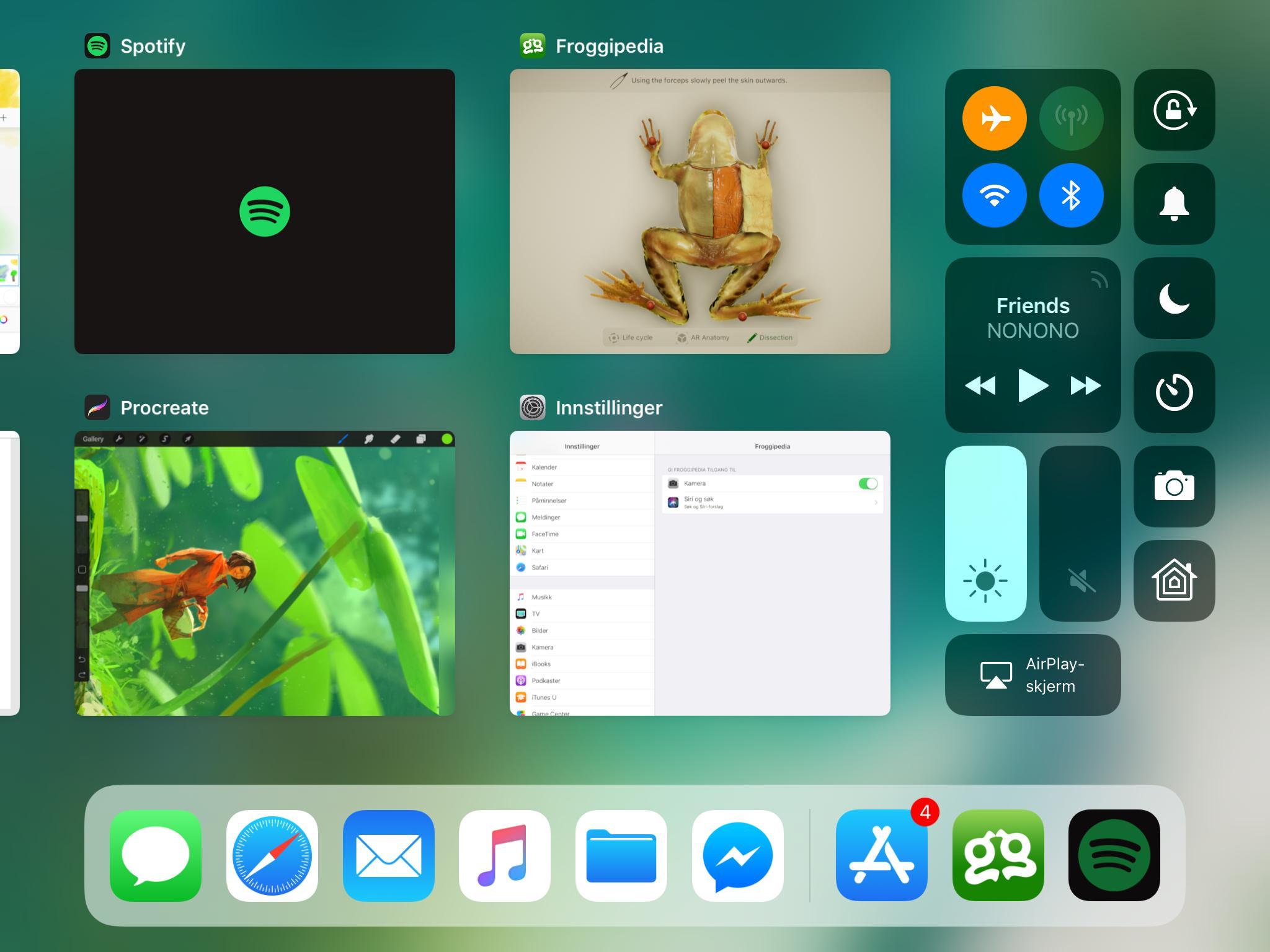 iOS 11 har gjort iPad til et mye bedre produkt enn Apples nettbrett var før. Det er enklere å gjøre flere ting samtidig og brettene lever i større grad opp til påstanden om å være annerledes PC-er enn før.