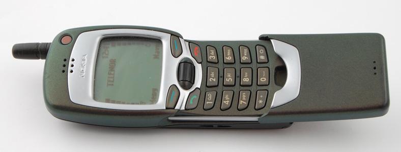 Retrotest: Nokia 7110