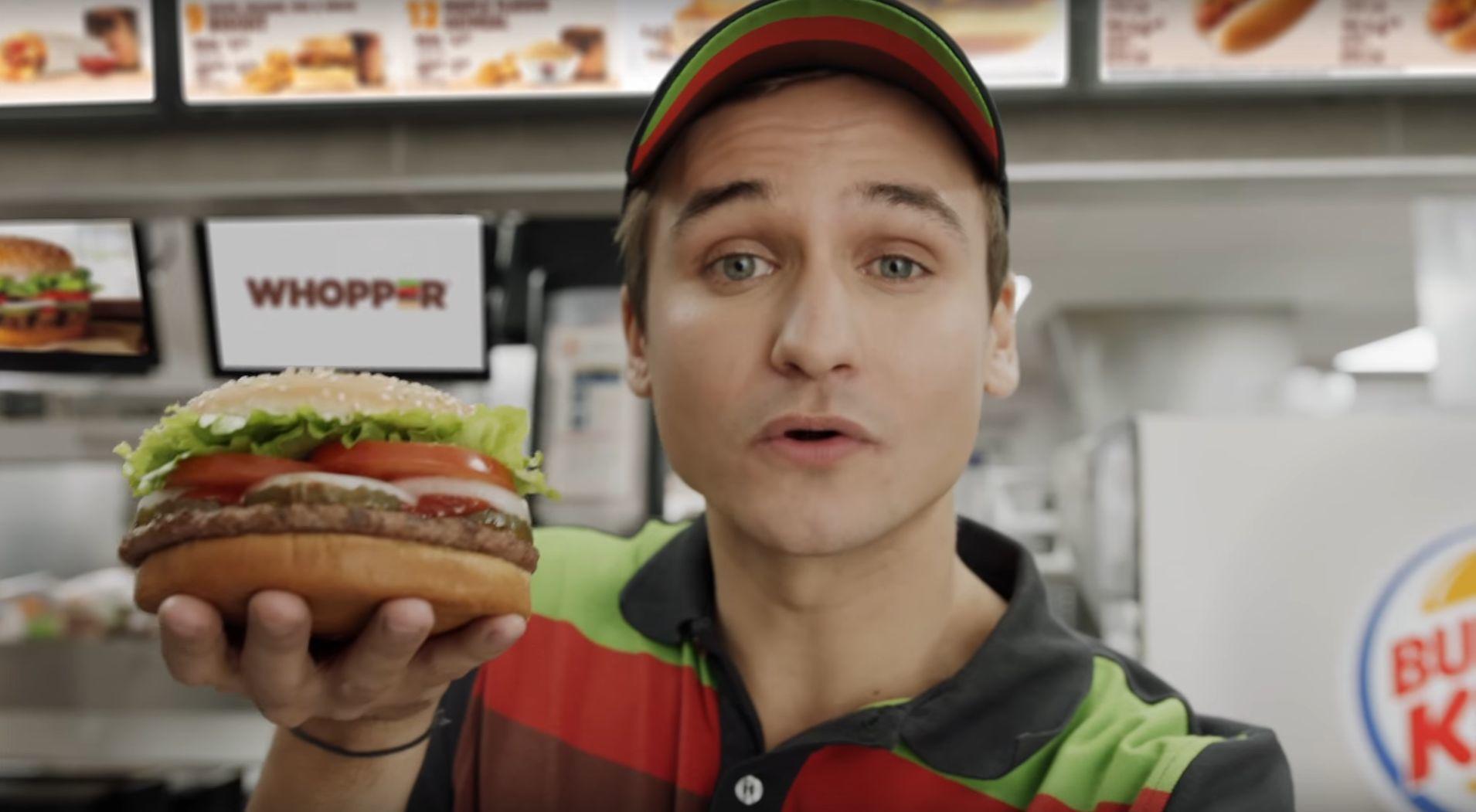 Her «trolles» Googles smarthøyttaler av Burger King