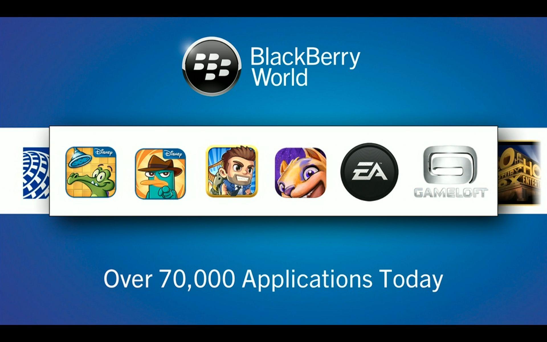 Hele 70 000 apper skal være tilgjengelig for plattformen allerede ved lansering.