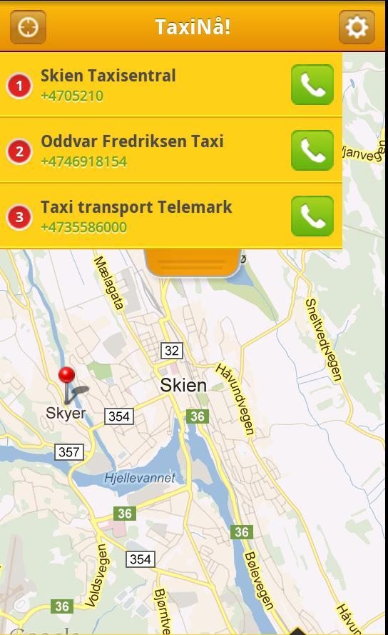 TaxiNå!