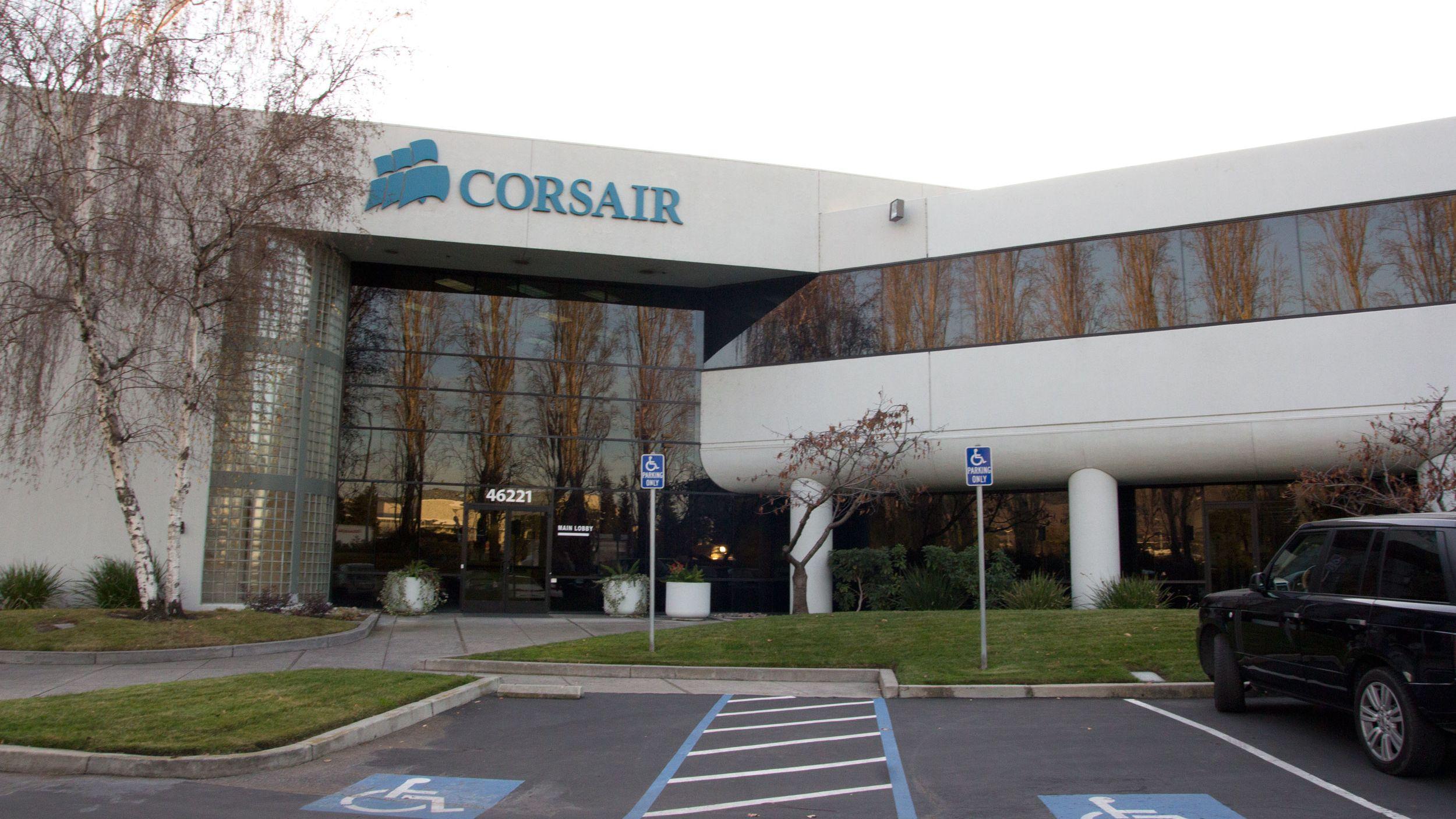Rapport fra innsiden: Corsair