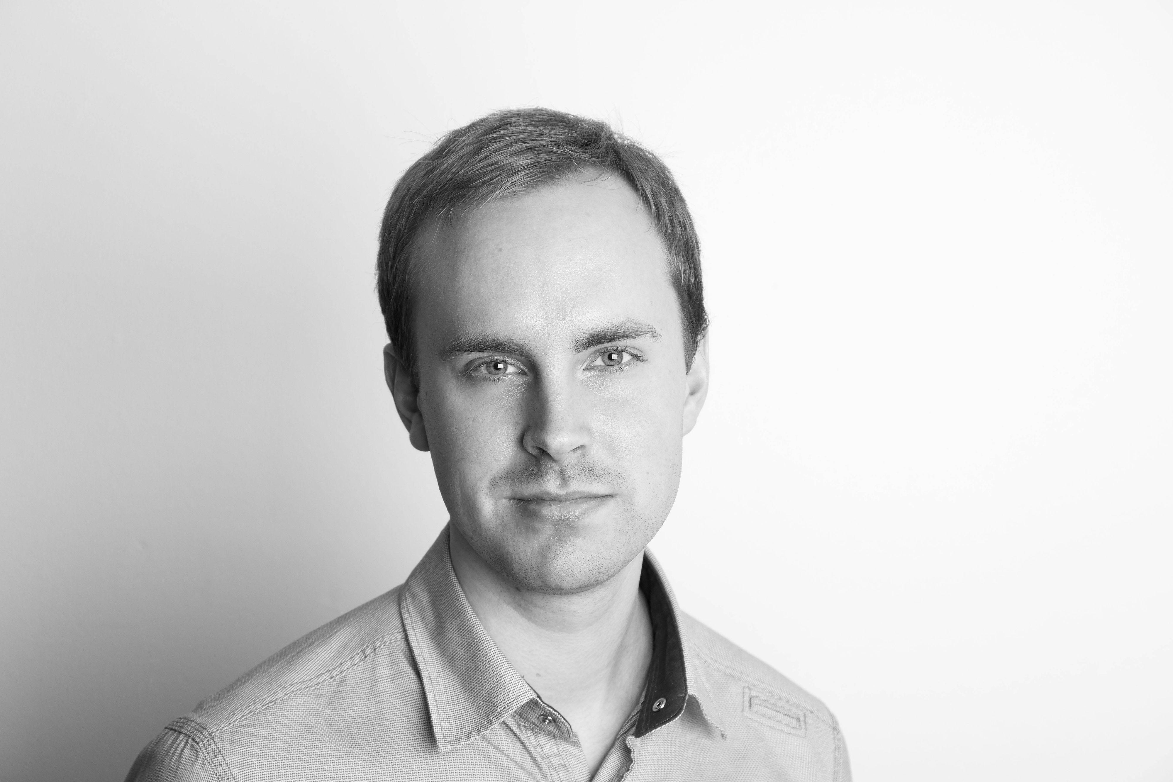Anders B. Smedsrud, journalist i Tek.no.Foto: Tek.no
