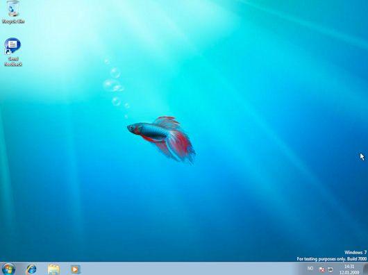 Windows 7 Sniktitt Tek.no
