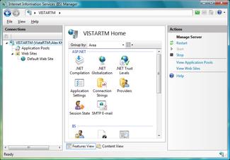 Code Red utnyttet en svakhet i Microsofts Internet Information Server.Foto: Microsoft