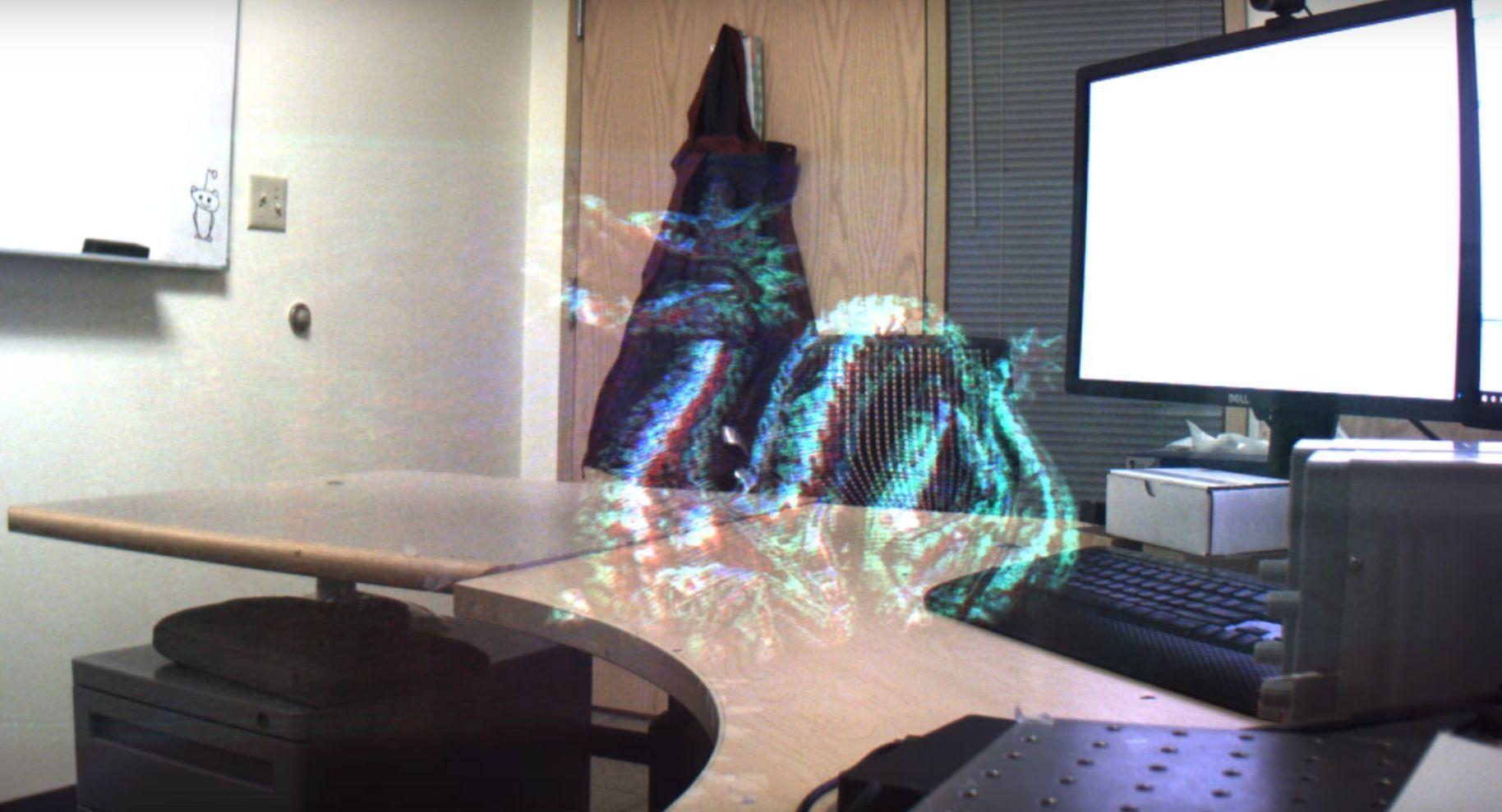 Microsoft har laget «solbriller» som kan vise ekte hologrammer