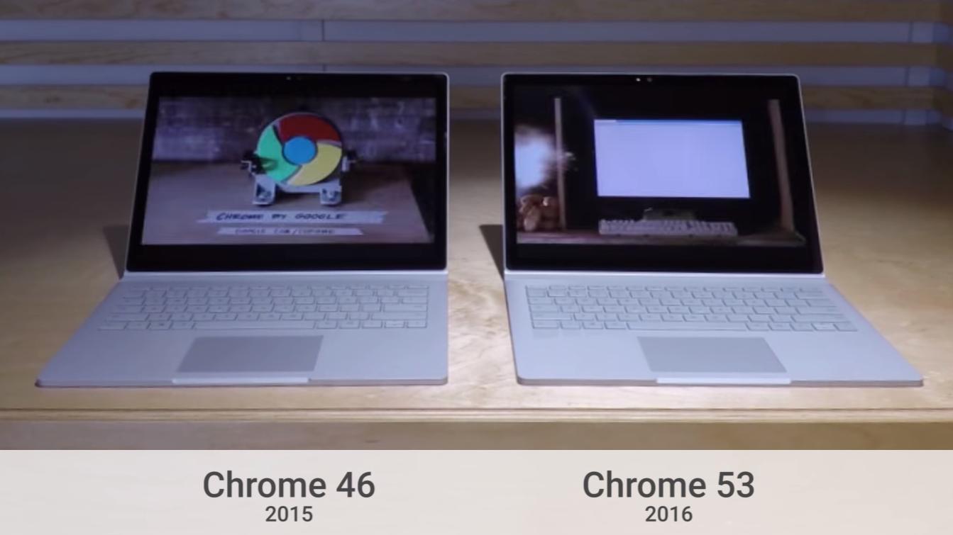 Chrome skal ha blitt merkbart raskere Tek.no