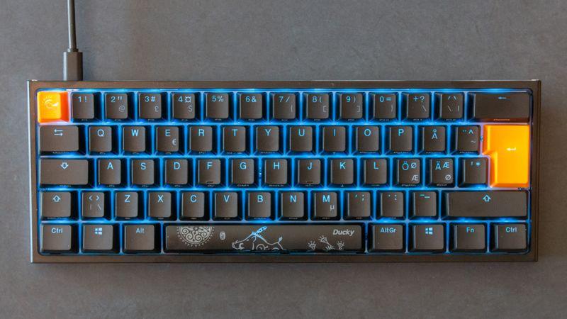 Test av mekaniske tastaturer 2020 Samletest Tek.no