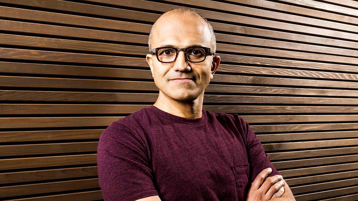 Satya Nadella er den nye toppsjefen i Microsoft.Foto: Microsoft