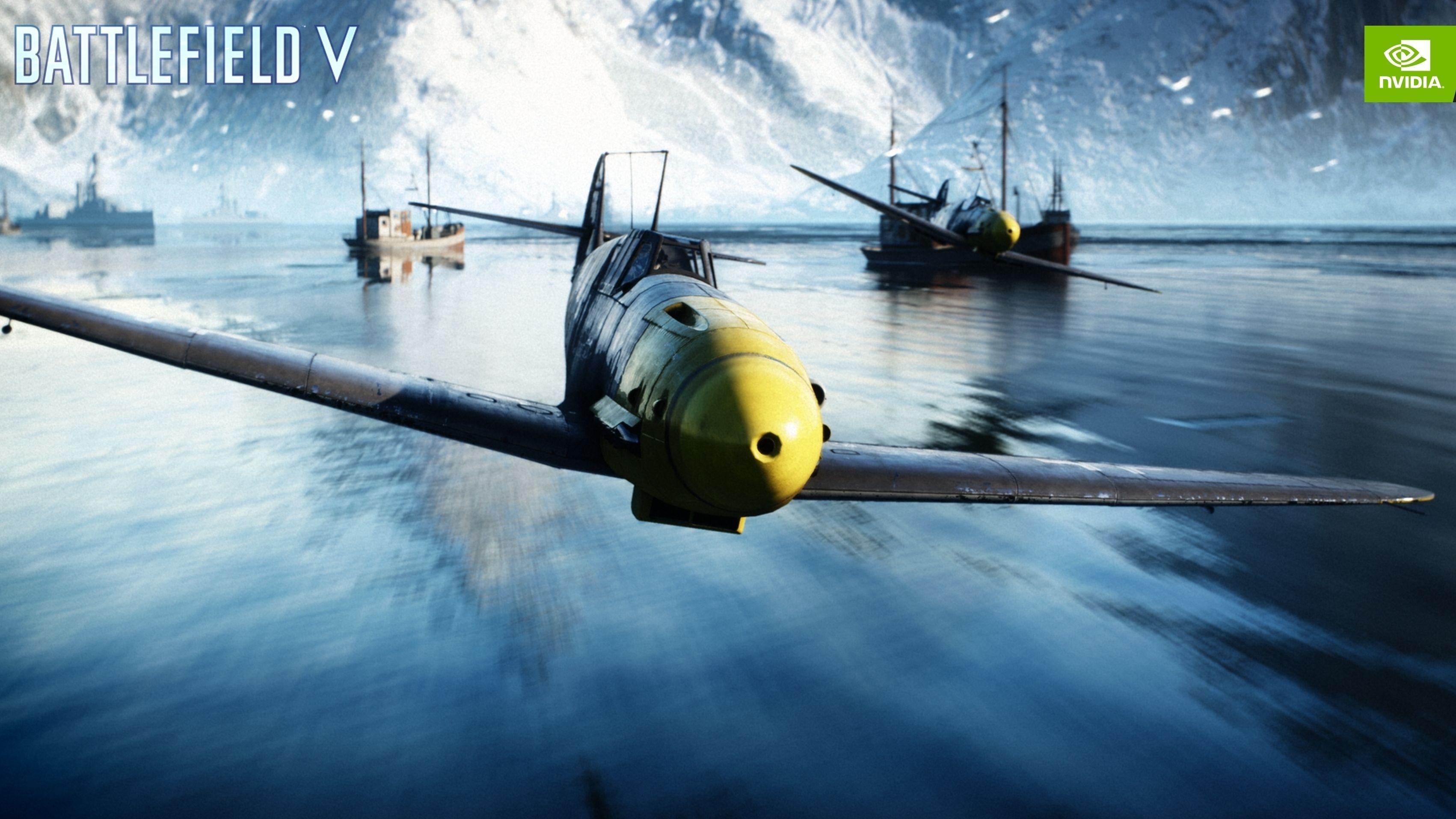 Battlefield V blir det første spillet med strålesporing
