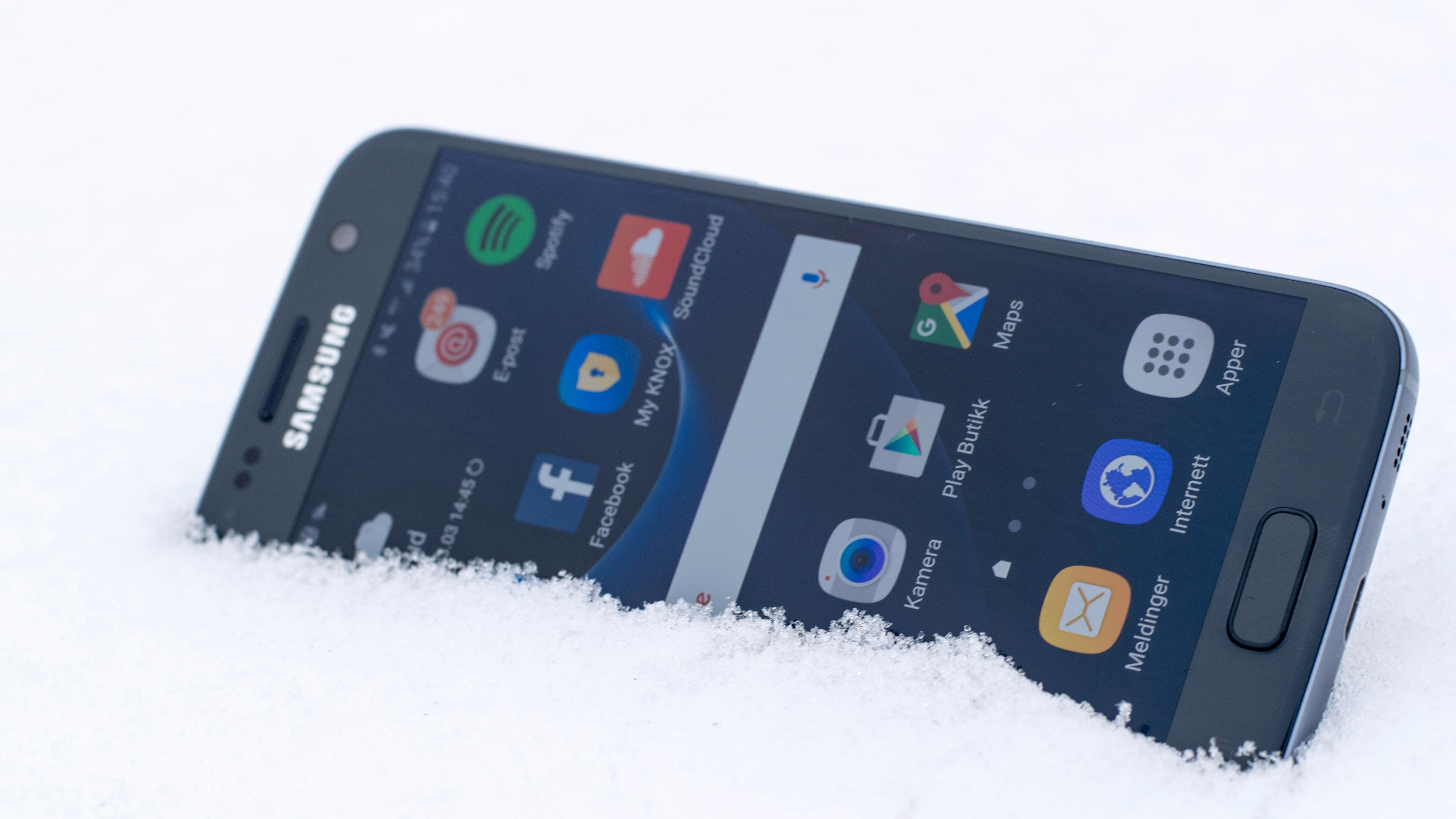 Galaxy S7-eiere må smøre seg med tålmodighet – Nougat-oppdateringen er utsatt
