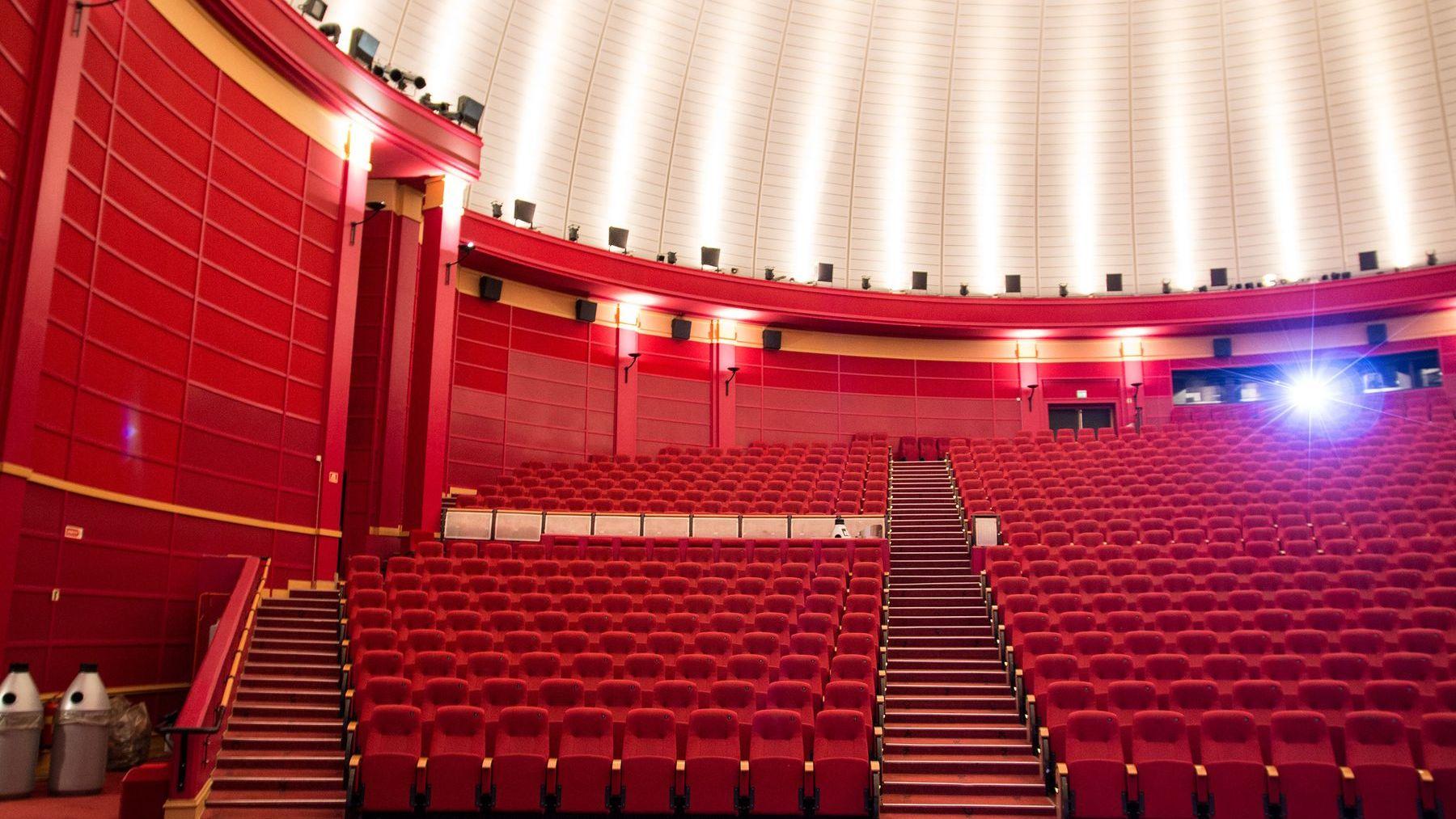 Danmark stenger alle sine kinosaler